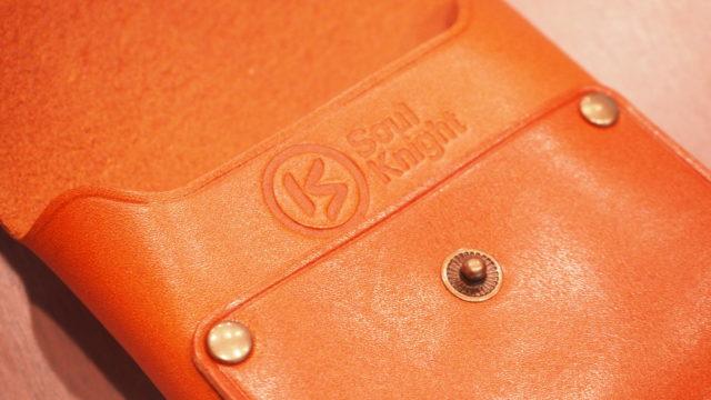 究極のミニマル財布のロゴ