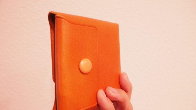 究極のミニマル財布裏面