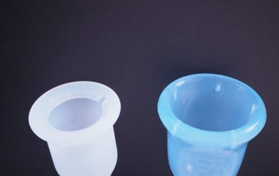 ローズカップとスクーンカップ