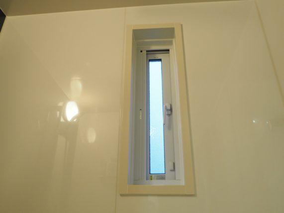 マイホームのお風呂に窓をつけた理由は換気のため