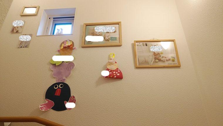子どもの作品の片付け・収納方法・飾り方