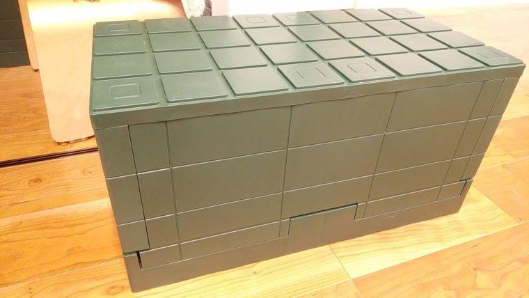 子どもの作品の一次置き場・収納ボックス