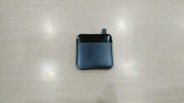 ミニマリスト主婦愛用のモバイルバッテリー