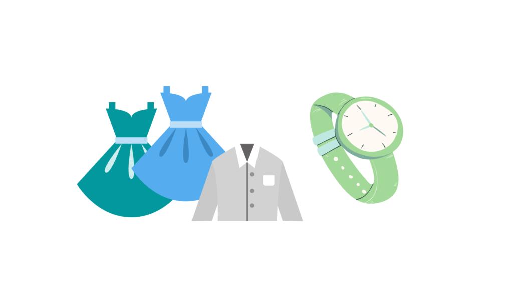 おうちでリサイクルできる洋服・小物の宅配買取サービス